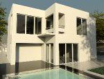 Визуализация проектов, дипломов, курсовых и т.п. в 3D MAX.