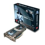 Игровая видеокарта ATI Radeon HD 6850 1024M Sapphire TOXIC