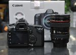 Canon EOS 5D Mark II + Canon 24-105mm объектив.