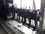 Подвесные лодочные моторы SUZUKI, YAMAXA, MERCURI, EVINRUDE