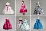 Оптом детские нарядные платья