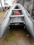 Продам моторную лодку Brig F 360, лодочный мотор Yamaha 5CMHS, топливный бак, якорь,СРОЧНО!