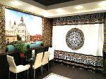 Квартира в Сочи с мебелью и техникой, 57 кв.м. на 1 этаже 9-ти этажного дома.