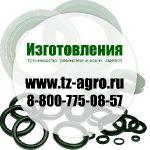 уплотнительные кольца материал резина маслобензостойкая