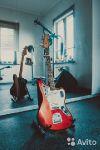 Продам Fender Jaguar American Vintage Reissue 62 (Avri)