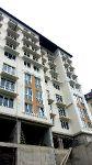 Квартира 31 кв.м. с панорамным видом на город и море.