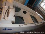 Рыбацкий катер (моторная лодка) Тритон-540Р