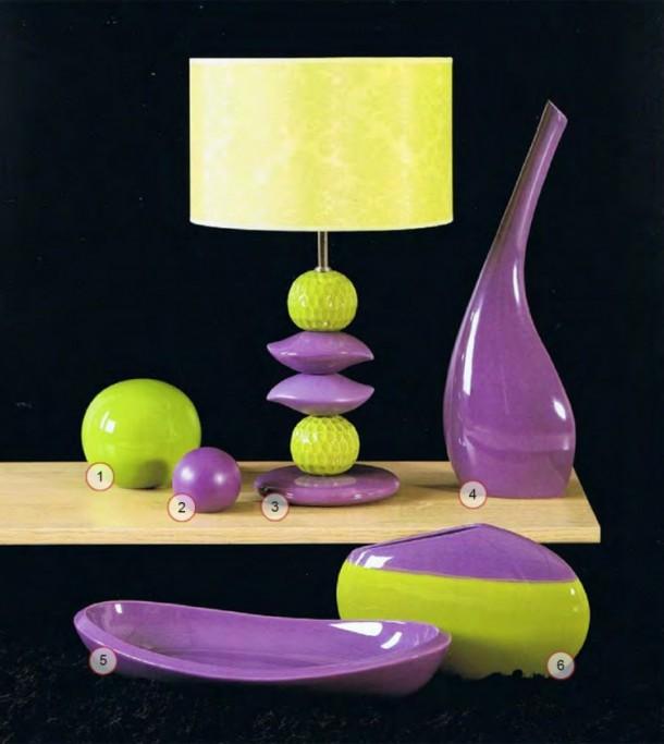 Дизайнерские предметы декора