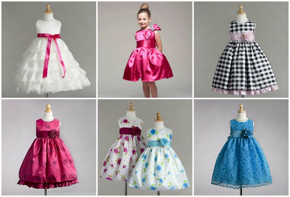 Купить Американские Платья Для Девочек