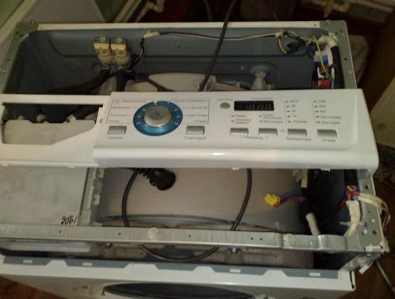 Ремонтируем своими руками стиральную машину