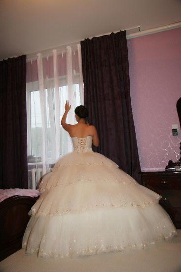 Шикарное Свадебное платье / Объявления Сочи - Из рук в руки Сочи
