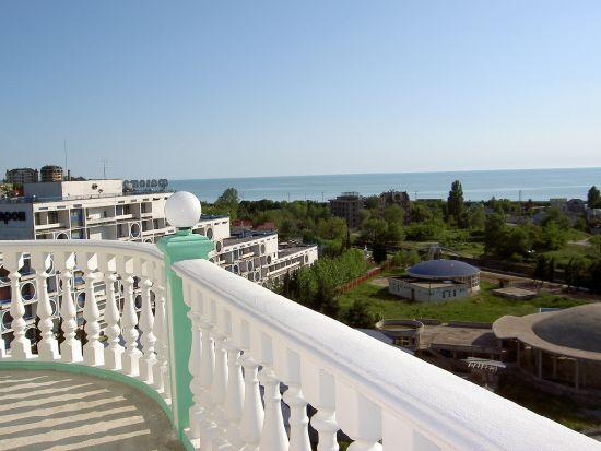 Квартира в видом на море мамайка